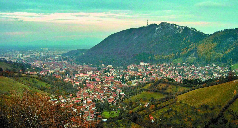 Brașov, Coroana Țării Bârsei