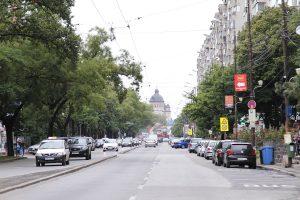 Strada Gheorghe Lazăr, axis mundi modernus72