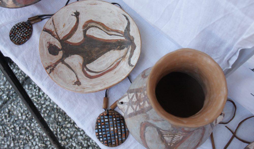 Vlădești, poveste despre moștenirea dacică: ceramica albă
