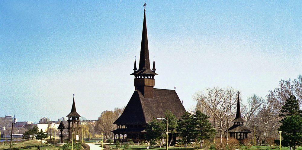 Biserici din lemn maramureșene monumente UNESCO