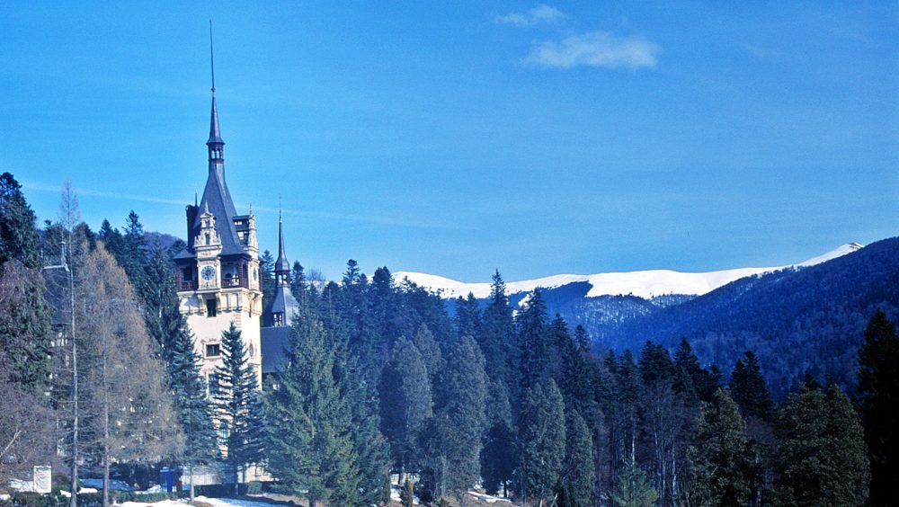 Sinaia, orașul regal dincolo de regalitate