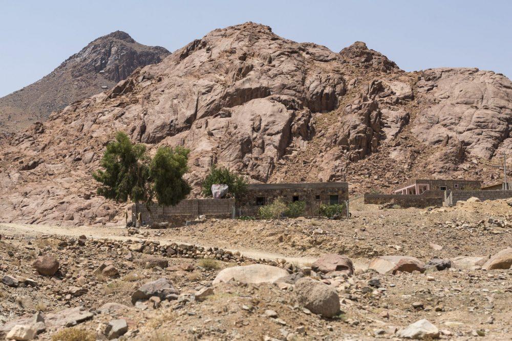 Călătorie în Sinai, casa sufletului