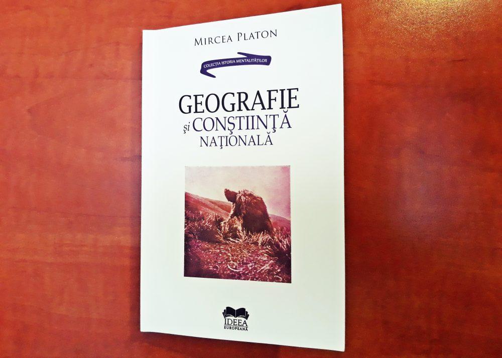 Geografie și conștiință națională, Mircea Platon