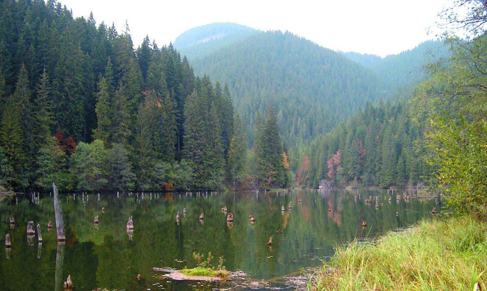 Legendă și realitate – Lacul Roșu și Cheile Bicazului