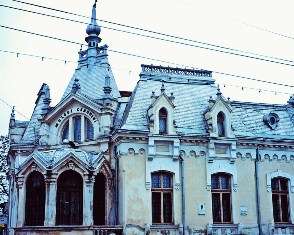 Orașul muzeelor unicat