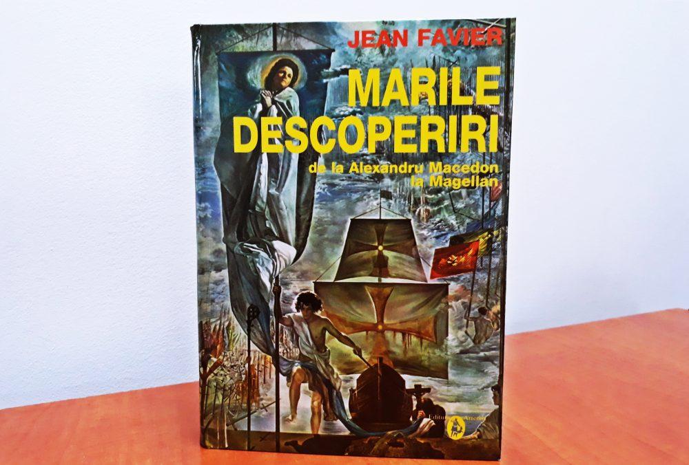 Marile descoperiri, Jean Favier