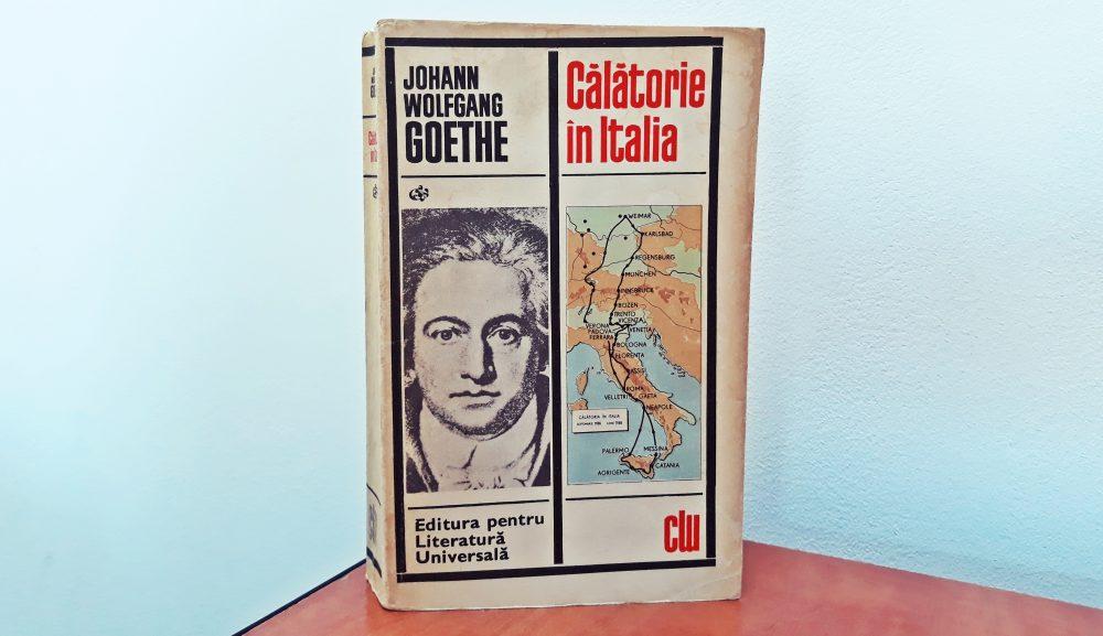Călătorie în Italia, Johann Wolfgang Goethe