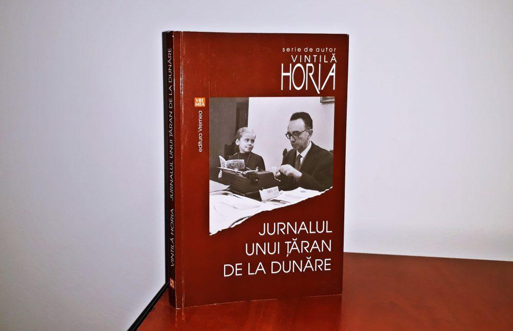 Jurnalul unui țăran de la Dunăre, Vintilă Horia