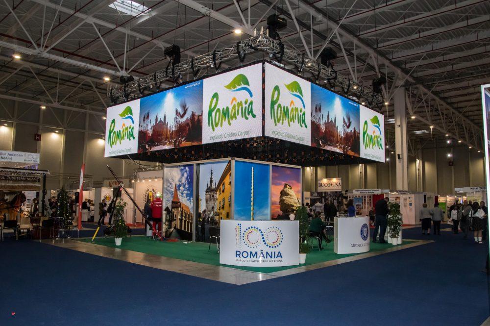 Rezervă cele mai frumoase vacanțe pentru 2019 la Târgul de Turism al României