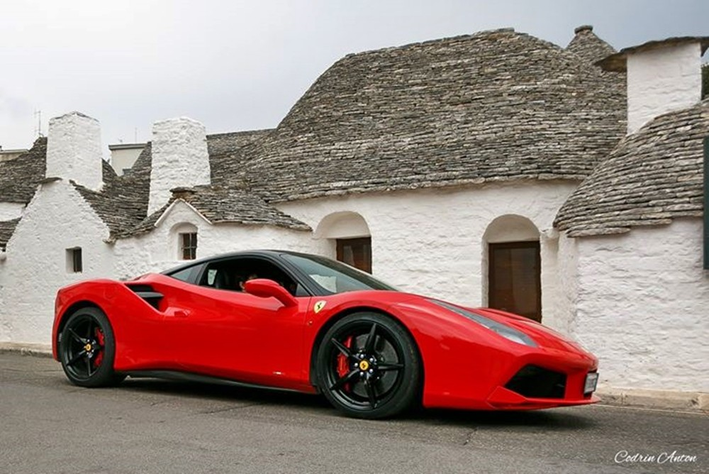 Poveste cu Trulli şi Ferrari