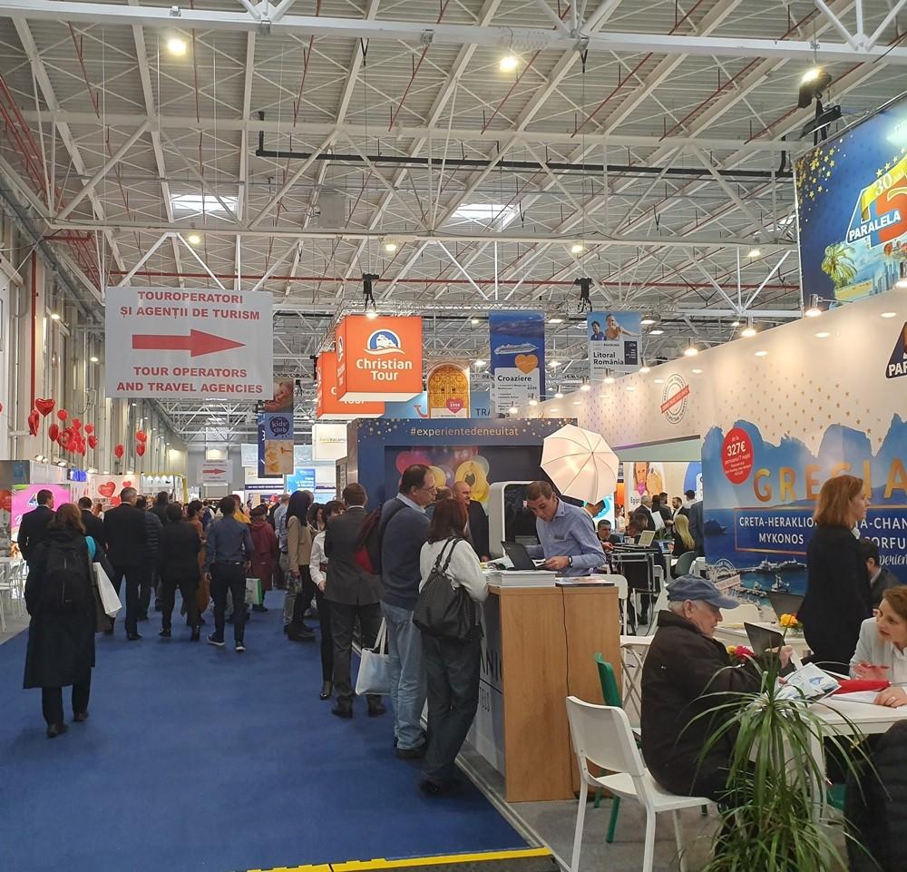 19.000 de pasionați de călătorii și-au dat întâlnire la ediția de primăvară a TÂRGULUI DE TURISM AL ROMÂNIEI